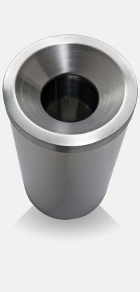 stainless steel dustbin grizu