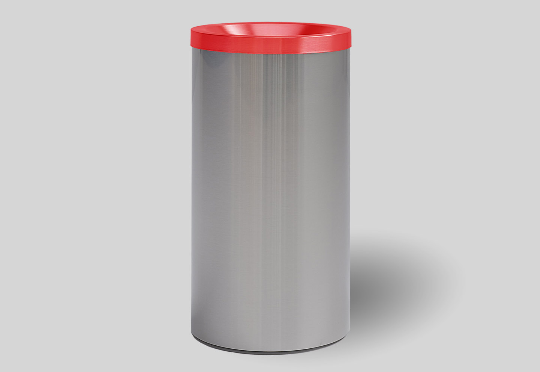 Green dustbin grizu