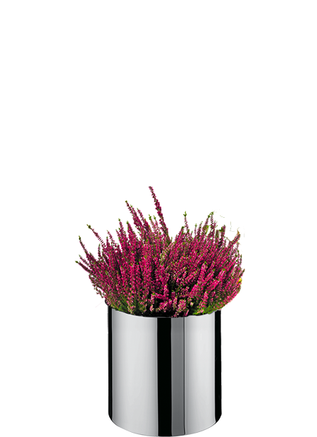 flowerpot stainless steel