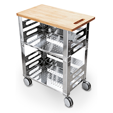 pub kitchen trolley